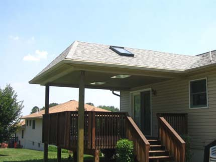 Build Roof Over Patio Build Roof Over Your Deck Submited Images Pic2Fly .